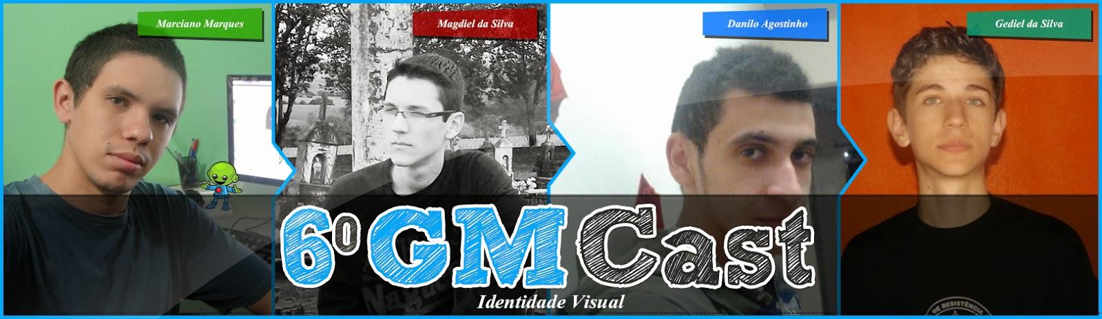 6º GMCast-Identidade Visual