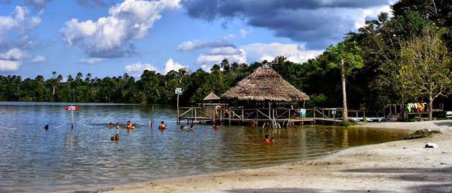 Vacaciones en Iquitos, Perú