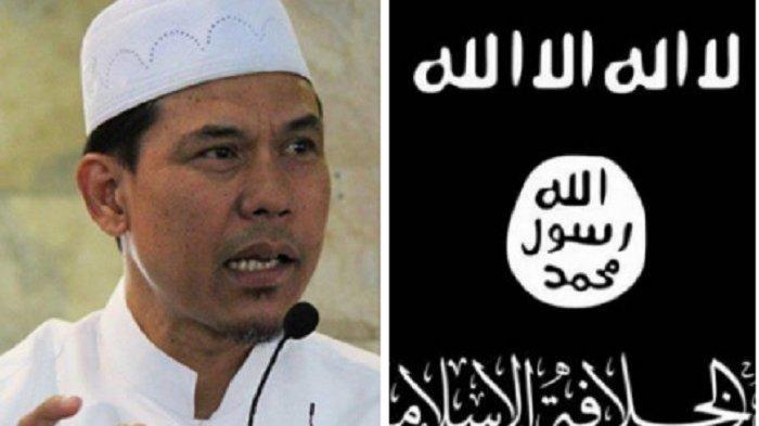 Kedekatan ISIS dan Munarman