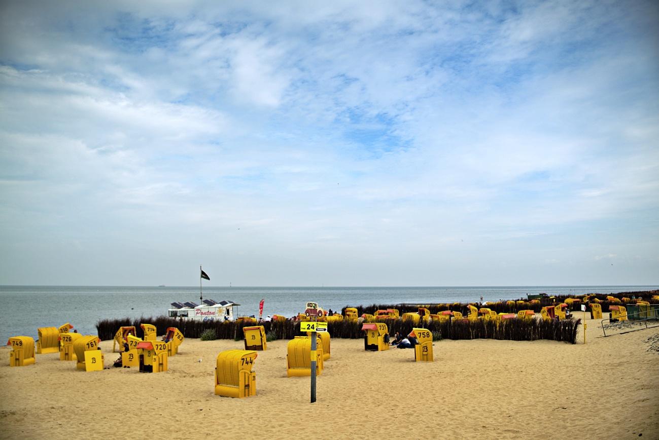 Cuxhaven Duhnen Strand
