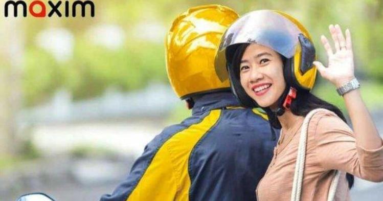 Maxim Ojek Online Dengan Biaya Murah Solusi Transportasi Di Tengah Kota Ojek Online Gojek Grab Indonesia