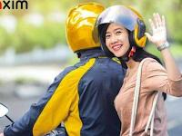 Maxim Ojek Online Dengan Biaya Murah Solusi Transportasi di Tengah Kota