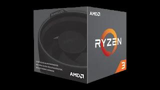 Prosessor yang Bagus untuk Gaming - Ryzen 3 1200