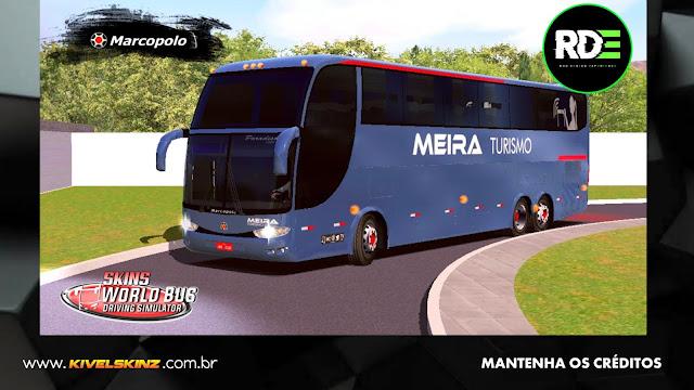 PARADISO G6 1550 LD - VIAÇÃO MEIRA TURISMO