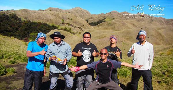 Hamog Mountaineers Las Pinas at Mt. Pulag - Schadow1 Expeditions