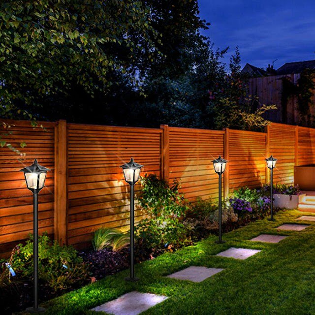 Outdoor Posts Lights