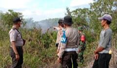 Kasat Reskrim: Kebakaran Lahan Seluas 3 Hektare di Inhil Diduga Masuk Kawasan Konsesi PT IGJA