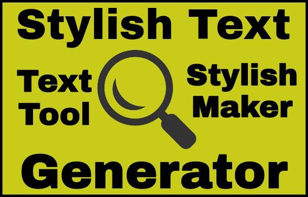 Stylish Text Generator ~ Facebook Stylish Name Generator