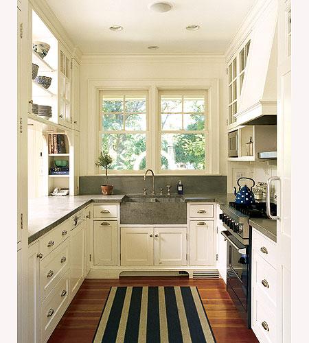 Galley Kitchen Storage Solutions