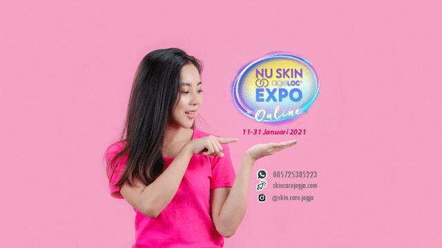 Promo Nu Skin ageLOC Expo Januari 2020