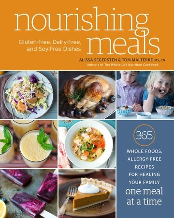Nourishing Meals book cover