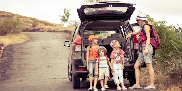 Perhatikan Beberapa Hal Berikut Bagi Anda yang Traveling Bersama Anak Kecil