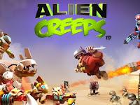 Alien Creeps TD Mod Apk 2.21.0 (Unlimited Money)