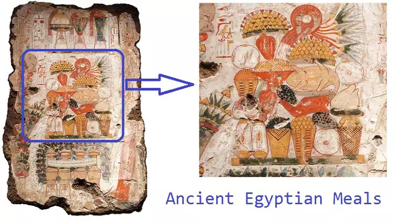 Ancient Egyptian Meals