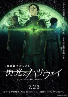 Mobile Suit Gundam: Hathaways Flash