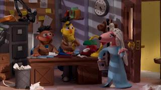 Bert and Ernie's Great Adventures Detectives, Duck Detectives, Veronica Lambshank, Sesame Street Episode 4311 Telly the Tiebreaker season 43