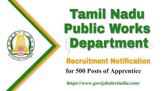Latest PWD Registration 2019 start for 500 Posts of Apprentice