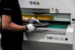Deburring Machine Process