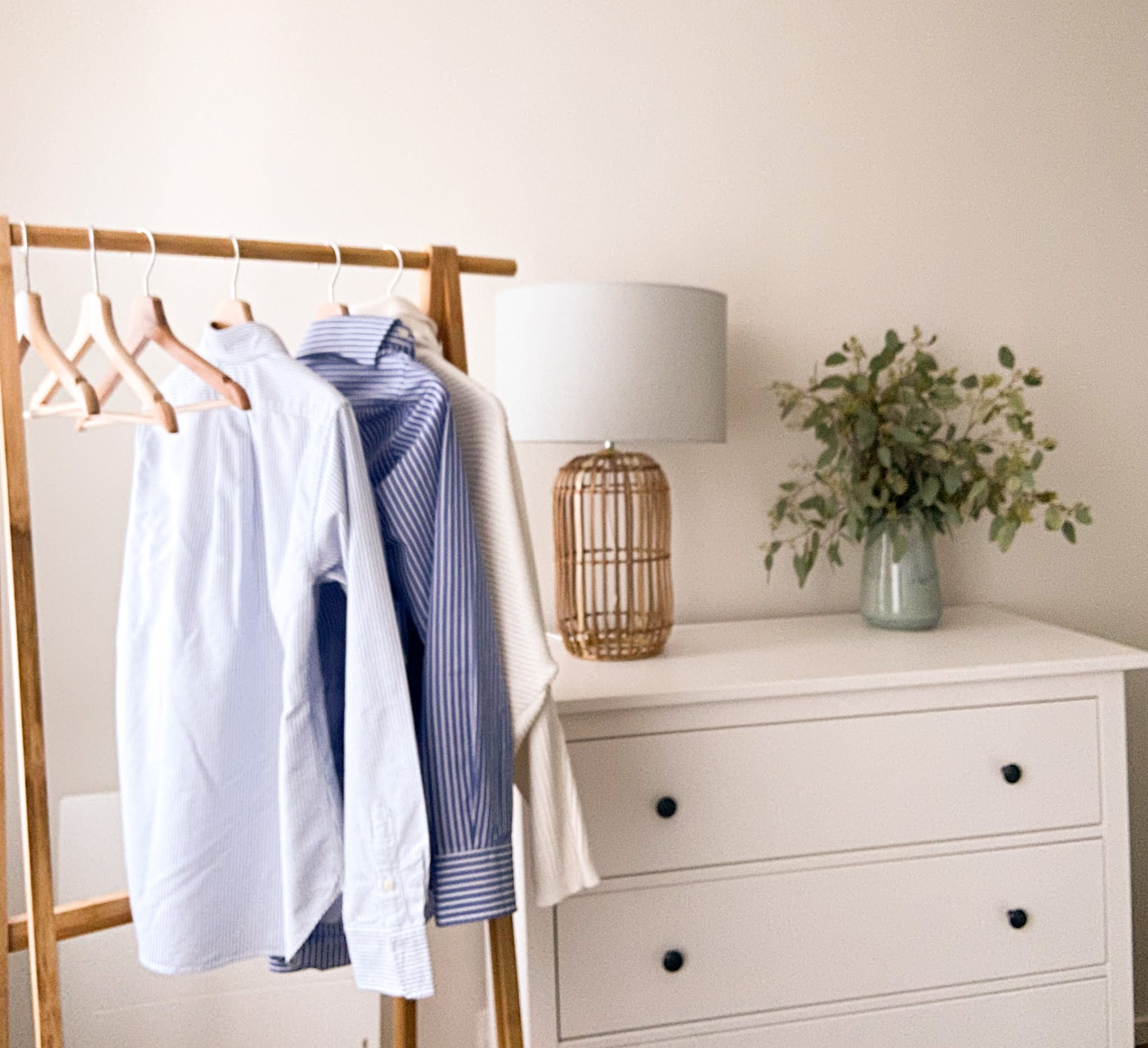 minimaliste dressing
