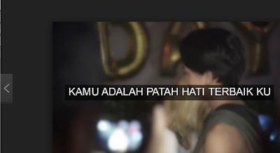Quotes Patah Hati