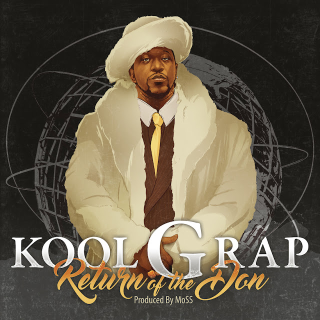 VÍDEO - Kool G Rap – Running (feat. Saigon & Termanology)
