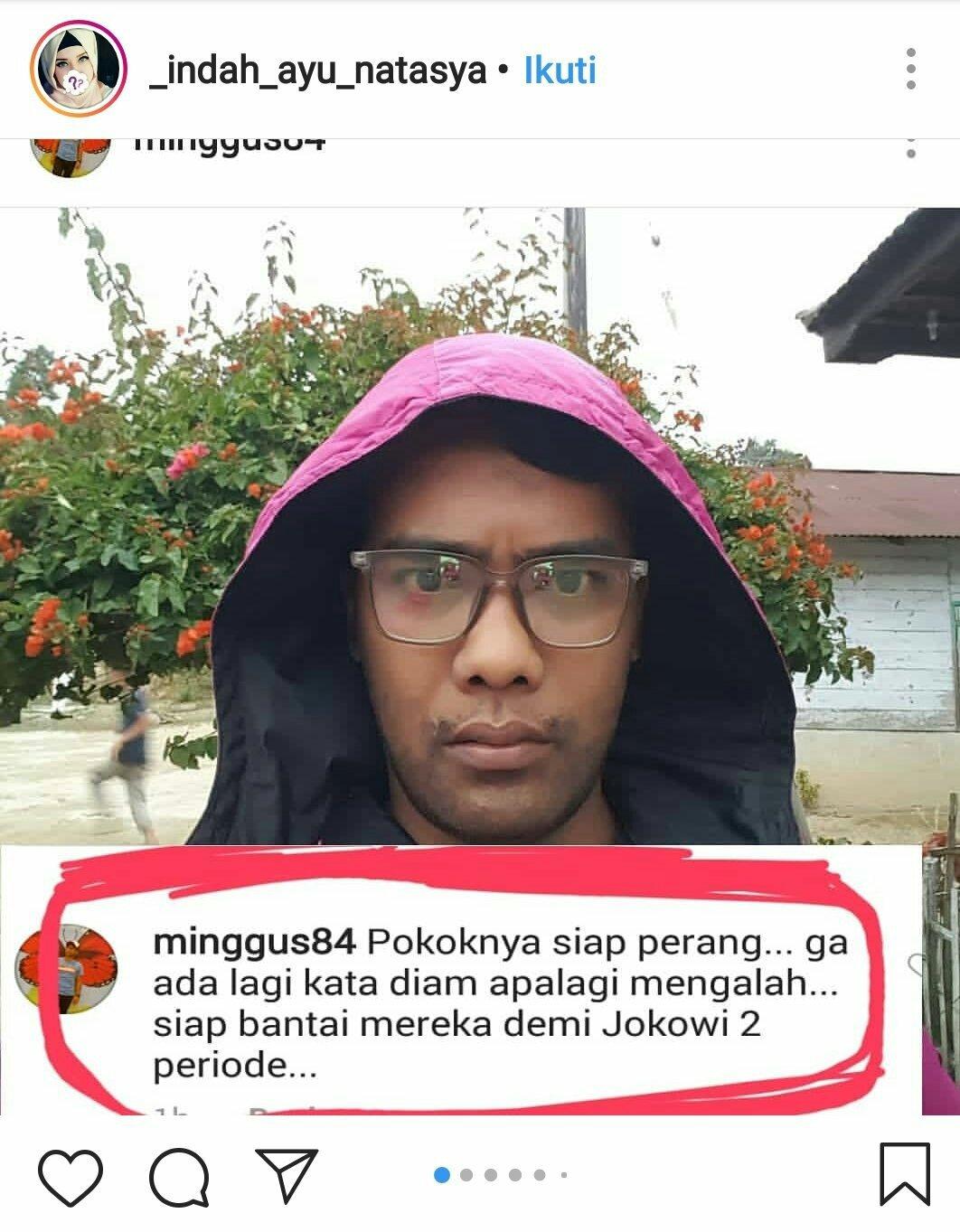 Ngeri, Pendukung Jokowi Siap Perang & Bantai Oposisi, Gak Ada Lagi Diam-diam Apalagi Mengalah