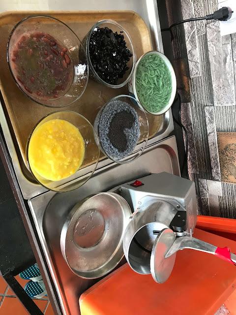 D'Kayangan Steamboat BBQ Buffet Tempat Makan Stimbot Sedap Di Shah Alam dessert