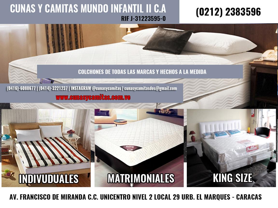CUNAS Y CAMITAS MUNDO INFANTIL II _ C.A en Paginas Amarillas tu guia Comercial