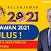 Belanjawan 2021 Lulus ! Sokongan Undian Sebanyak 111 Berbalas 108 Yang Menolak