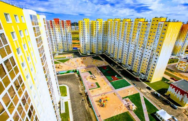 Виды работ входящих в капитальный ремонт 2035 года д. Голубое Тверецкий проезд 16к.1-3