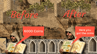 How To Get Unlimited Coins in Stronghold Crusader