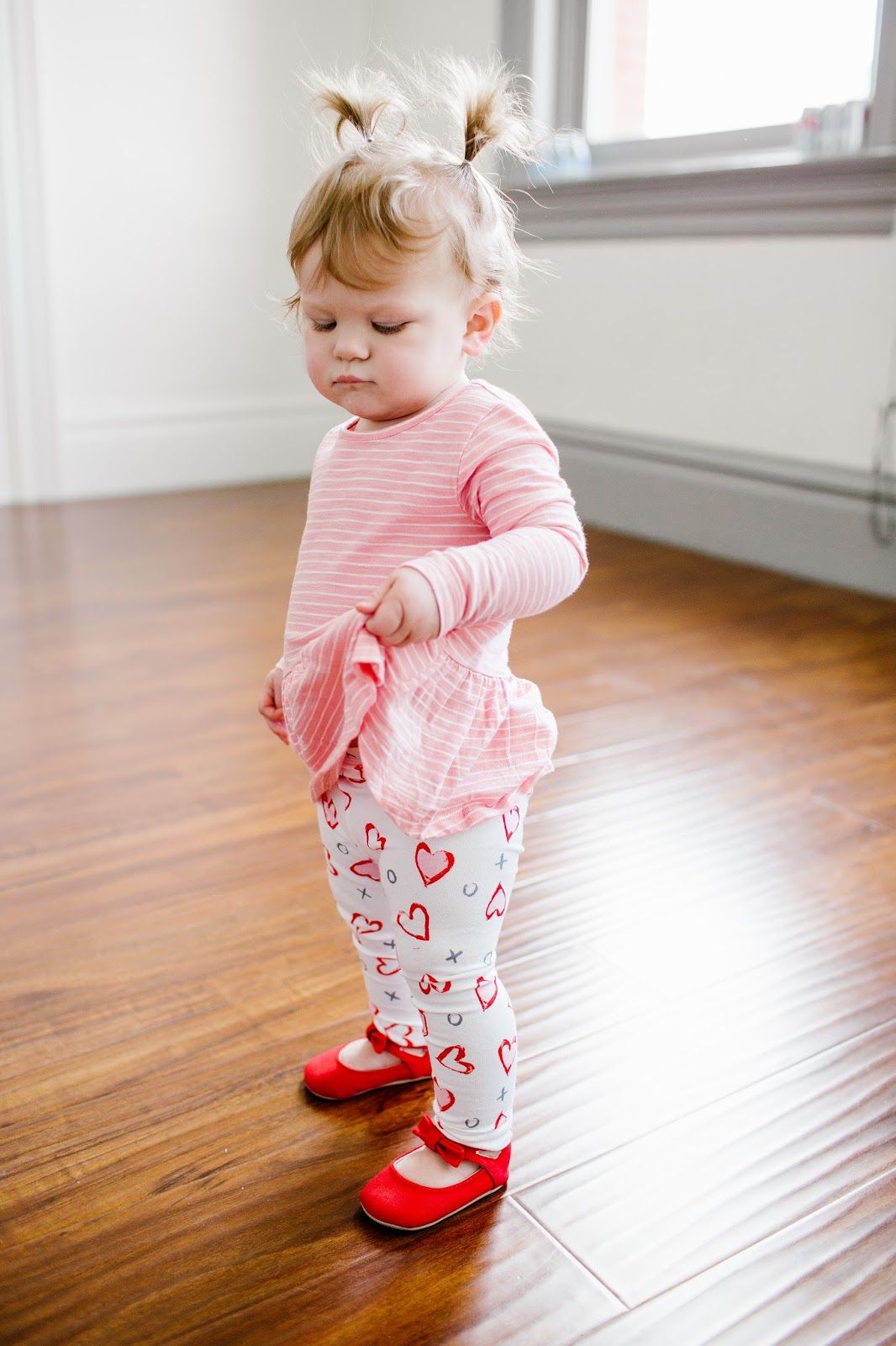 Cute Baby, Valentine's Baby, Toddler Style