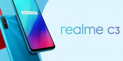 Realme C3, Ponsel Gaming Berharga 1 Jutaan