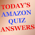 Amazon Quiz 21 October 2019 Answers – Win 5000