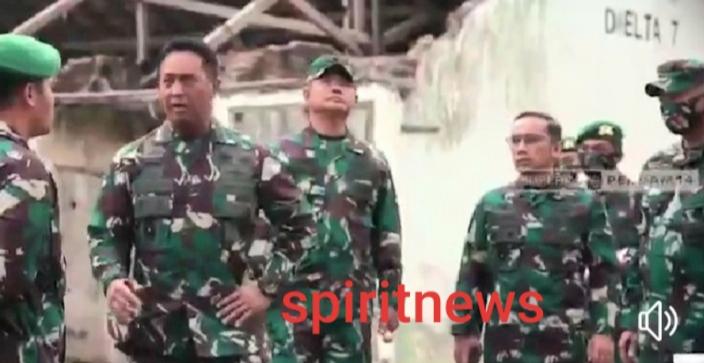 Menyambut HUT ke-75 RI, Kasad Beri Bantuan Renovasi RTLH Di Wilayah Kodam Hasanuddin