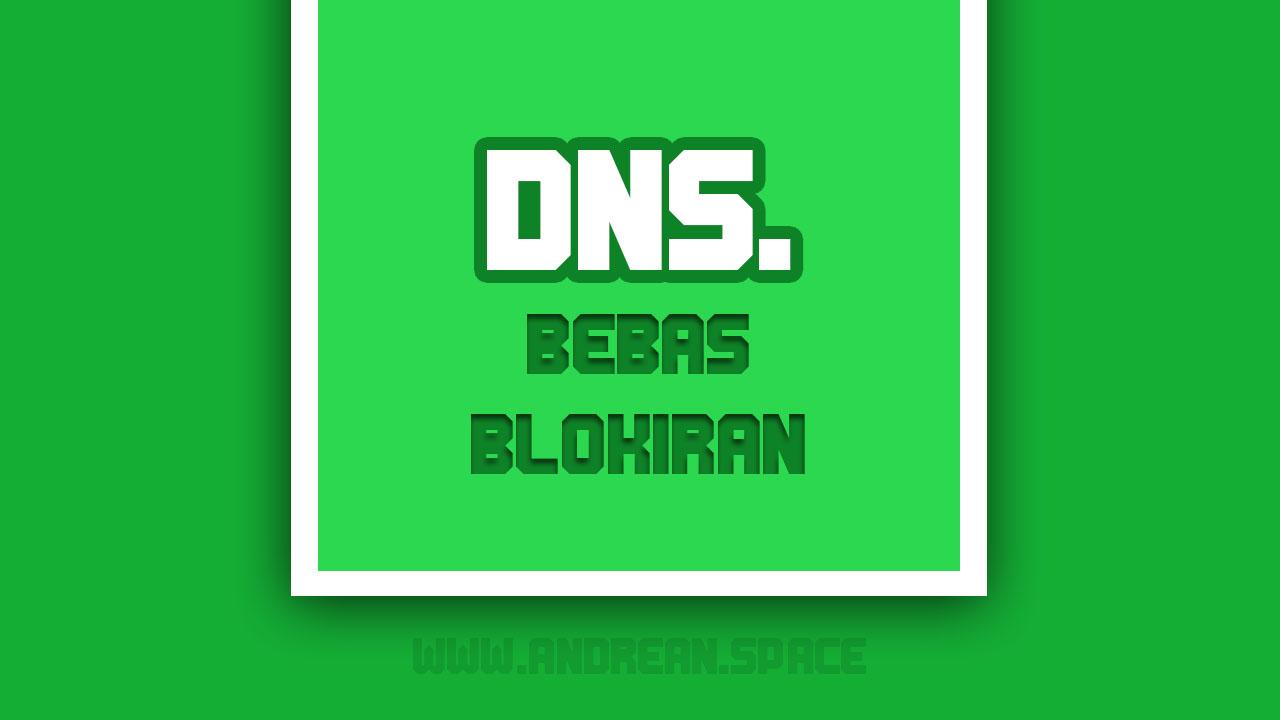 cara rubah DNS google chrome