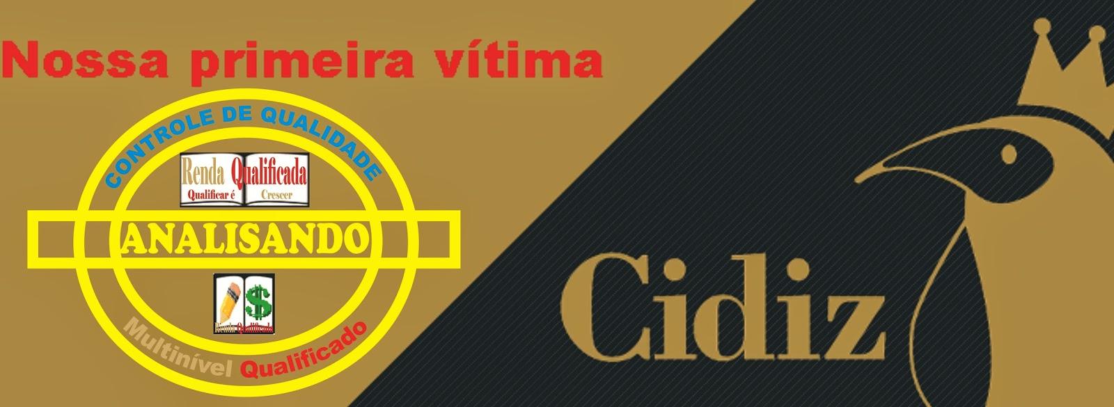 Empresa de Marketing de rede Cidiz Avaliação com entrevista de Líder