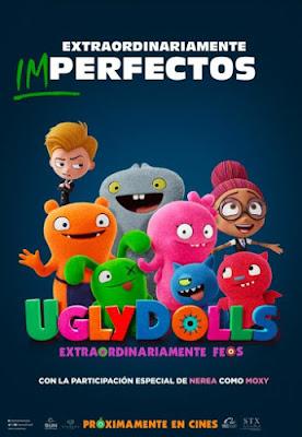 UglyDolls: Extraordinariamente feos en Español Latino