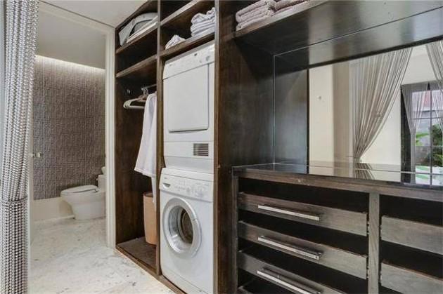 a casa incrivel de Lenny Kravitz 10 - As aparências enganam. Esta casa impressiona pelo seu interior.