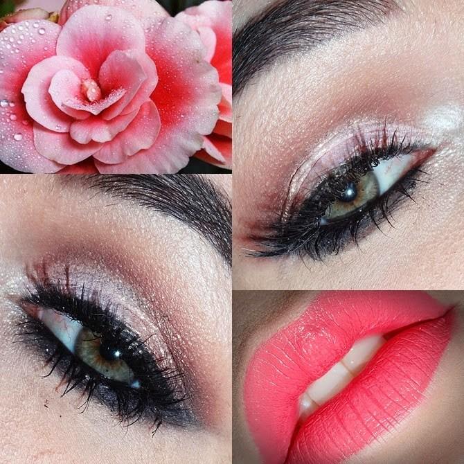 Tutorial maquiagem romântica