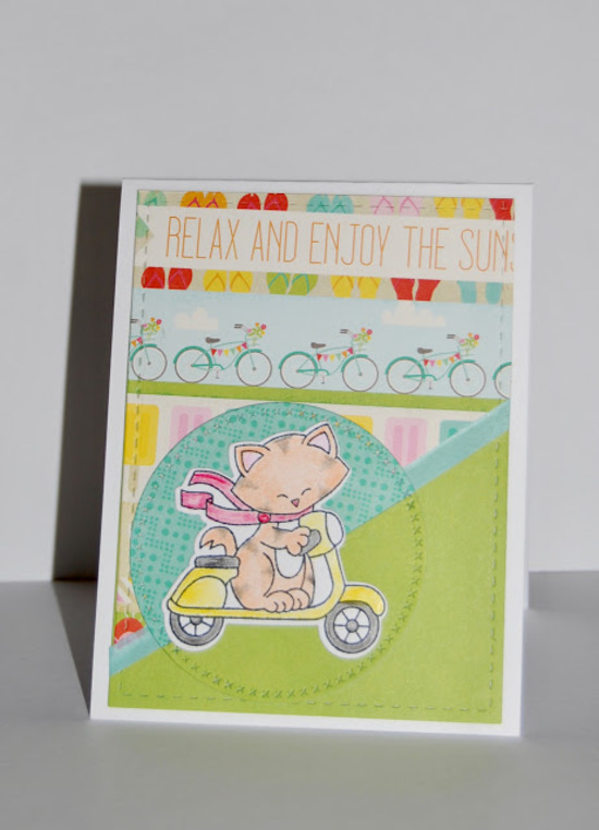 Relax by Christine features Newton Scoots By by Newton's Nook Designs; #newtonsnook