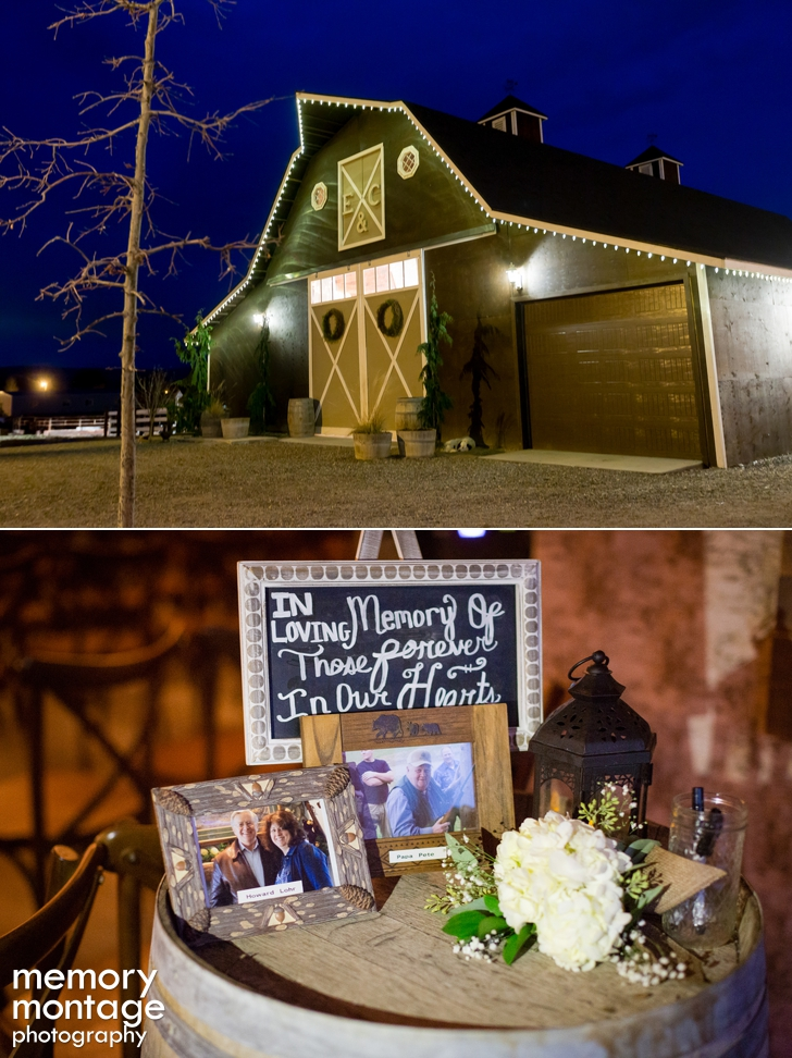 Prosser Rustic Winter Wedding | | Cole + Elle