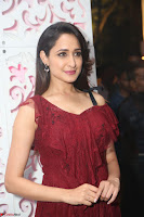 Pragya Jaiswal in Stunnign Deep neck Designer Maroon Dress at Nakshatram music launch ~ CelebesNext Celebrities Galleries 089.JPG