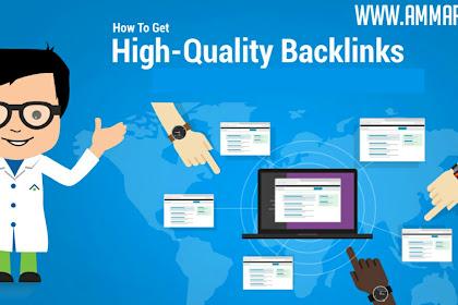 Cara Mendapatkan Banyak Backlink Berkualitas Tinggi GRATIS
