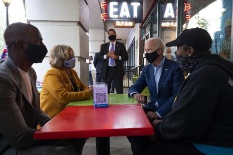 كارولينا الشمالية .. رهان بايدن لهزم ترامب في الانتخابات الأمريكية