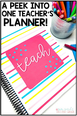 This custom and editable teacher planner will get you organized this school year with editable lesson plan templates, calendars, student checklists, parent teacher communication log and so much more. You'll love the functionality and ease of this simple teacher planner!