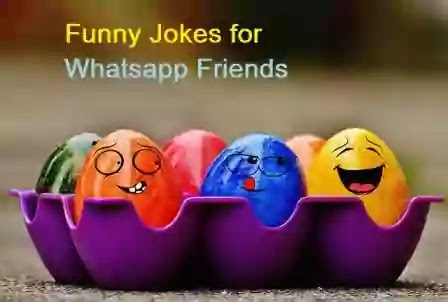 Very Funny Jokes in Hindi for Whatsapp Friends