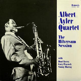 Albert Ayler, The Hilversum Session