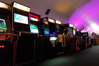 Retro Arcade in Warrington