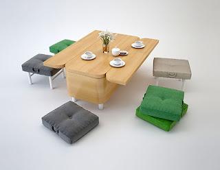 Furniture Multifungsi Yang Cocok Untuk Rumah Mungil